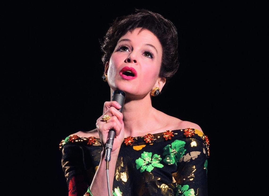 Judy: Una Renée Zellweger poco creíble como Judy Garland 2