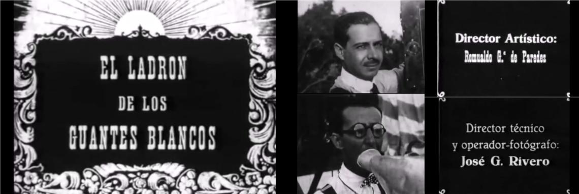 Orígenes del cine negro español.