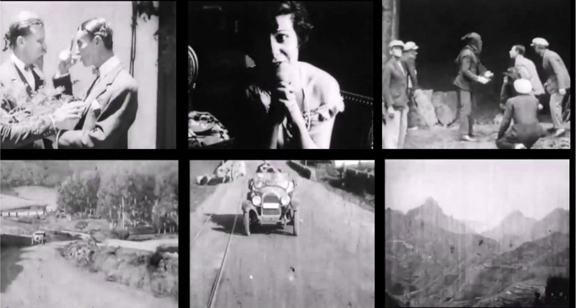 Orígenes del cine negro español. El ladrón de los guantes blancos 3