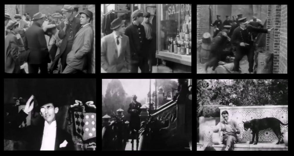 Orígenes del cine negro español. El ladrón de los guantes blancos 6