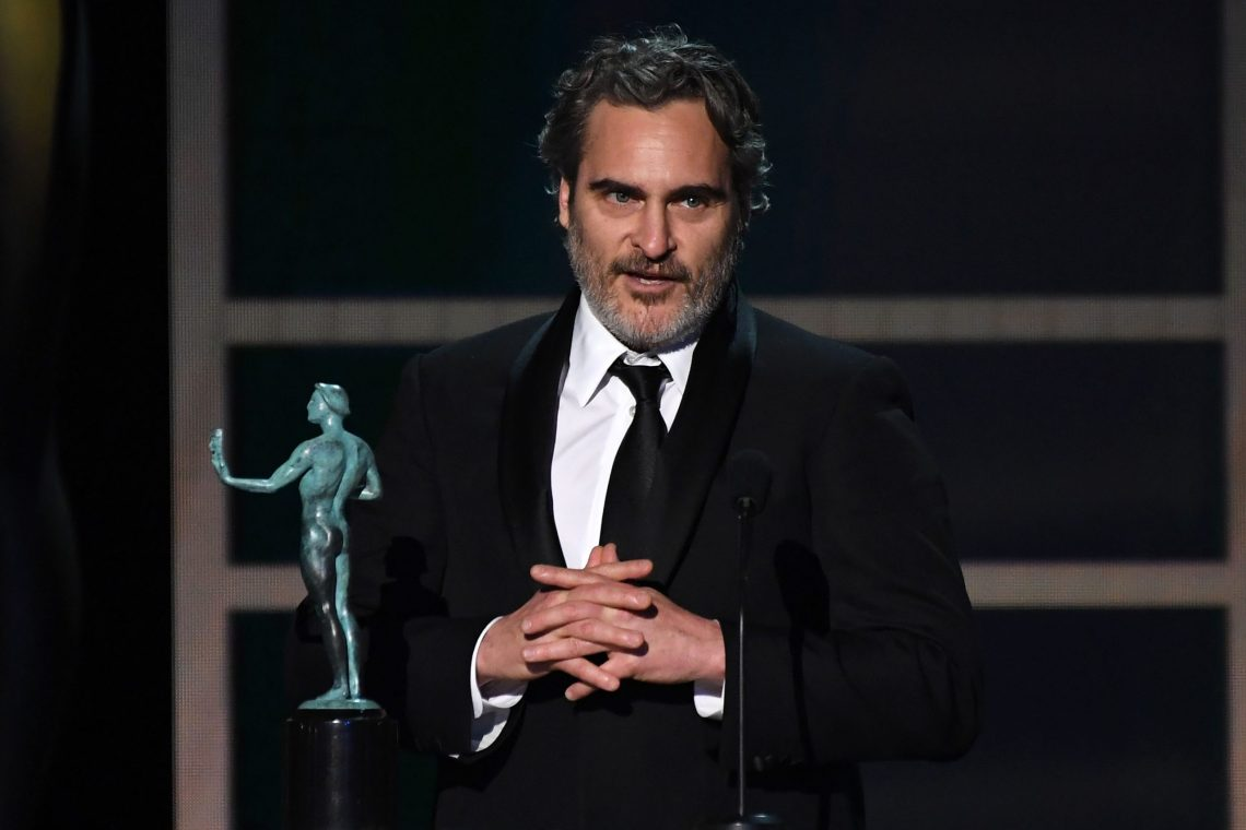 Joker, Joaquin Phoenix nominado al mejor actor