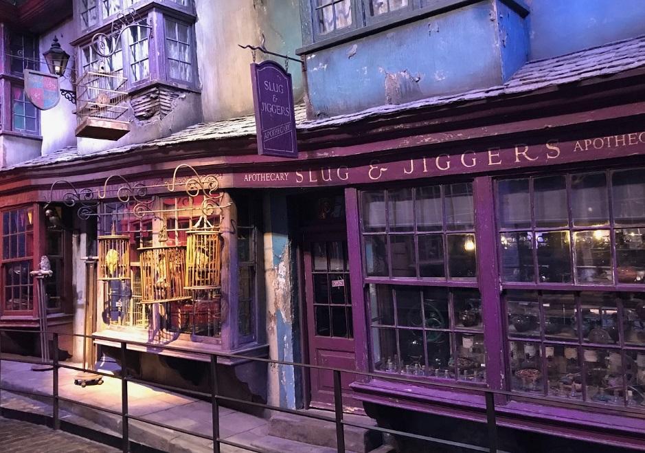 Descubre la magia de Harry Potter en Londres 2