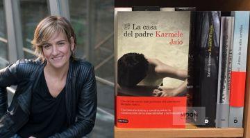 Entrevista a Karmele Jaio y sorteo de su última novela La casa del padre