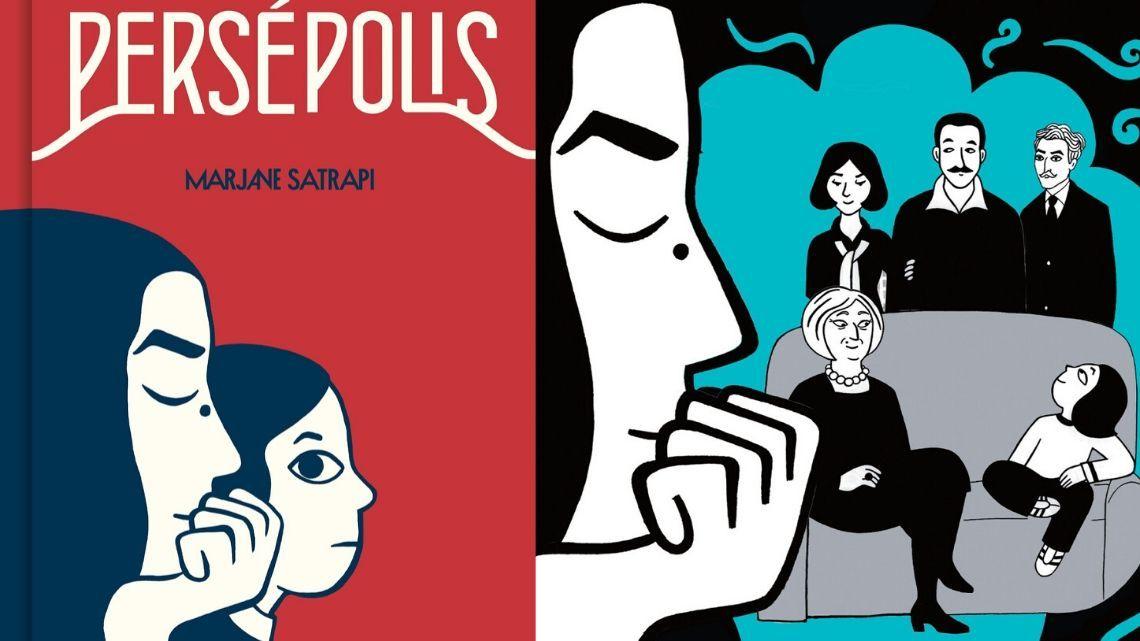 Persépolis, nuestra amiga Marjane Satrapi