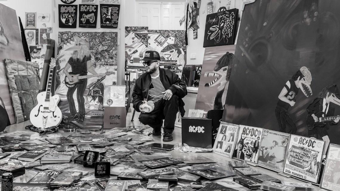Abdul Vas: Sin pausa en el Rock and Roll 5