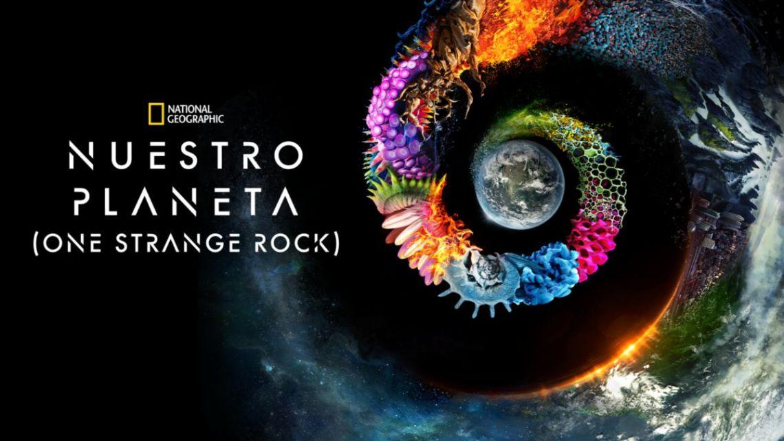 nuestro planeta, One strange rock.