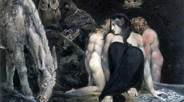 William Blake: en ocasiones veo poemas 6
