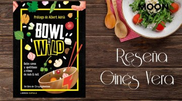 Bowl to be Wild, del GrupIglesias: Cocina saludable y deliciosa a ritmo de rock 'n' roll 2