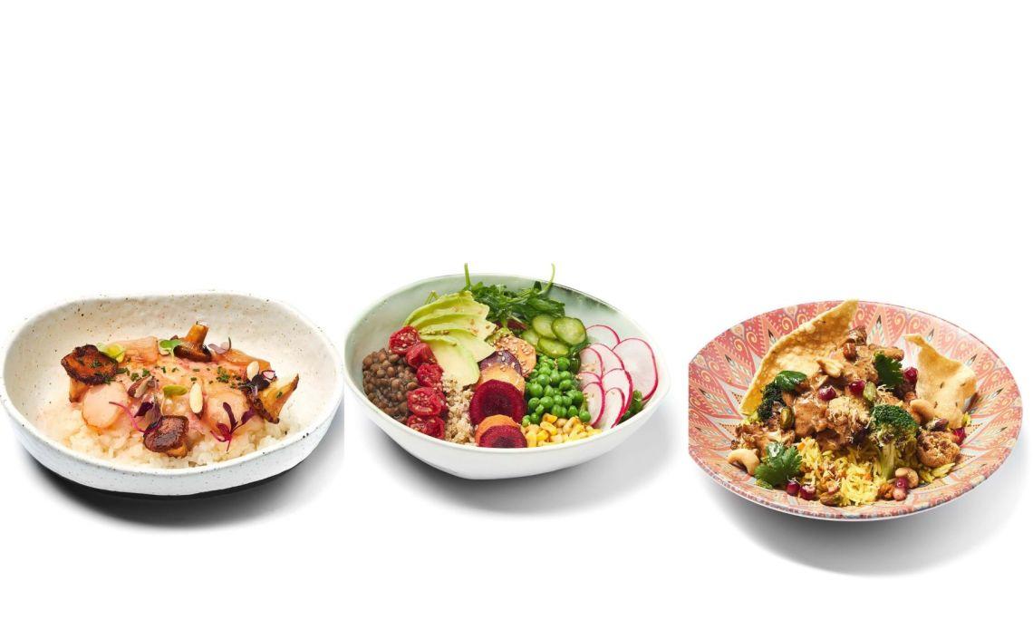 Bowl to be Wild, del GrupIglesias: Cocina saludable y deliciosa a ritmo de rock 'n' roll