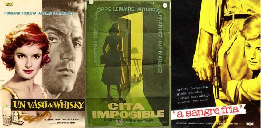 Arturo Fernández. Una filmografía noir 2