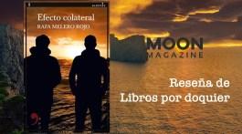 Efecto colateral, de Rafa Melero: una gran novela negra 1
