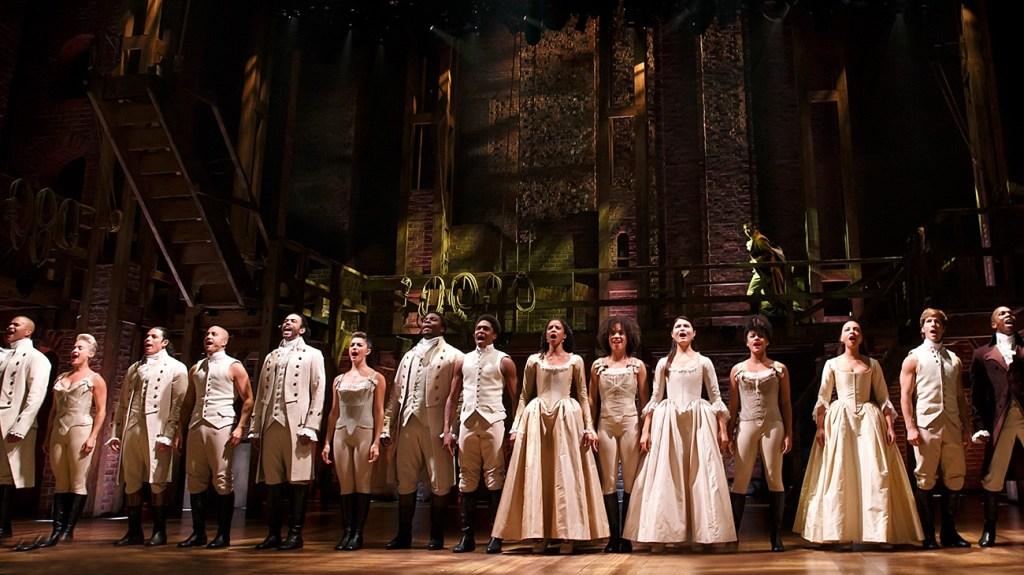 Hamilton, amor y belleza en tiempos de revolución 1