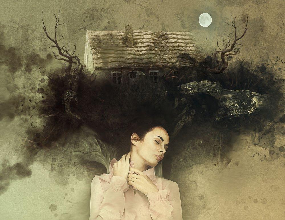 La maldición de Hill House, el terrible fantasma de la soledad de Shirley Jackson 1