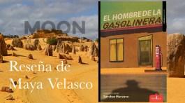 El hombre de la gasolinera, de Francisco Javier Sánchez Manzano 1