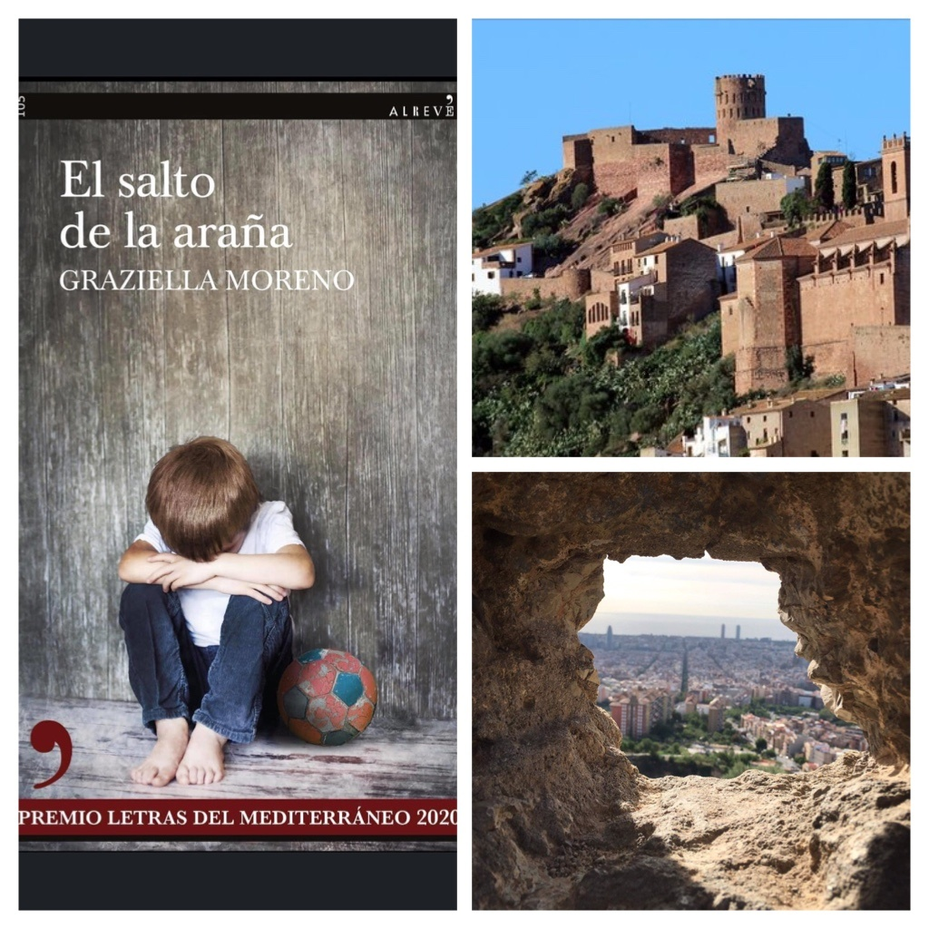 El salto de la araña, de Graziella Moreno: entre la novela negra y la social 1
