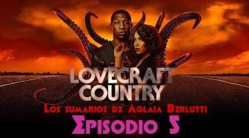Lovecraft Country (quinto episodio): la sombra de Sprague de Camp 1