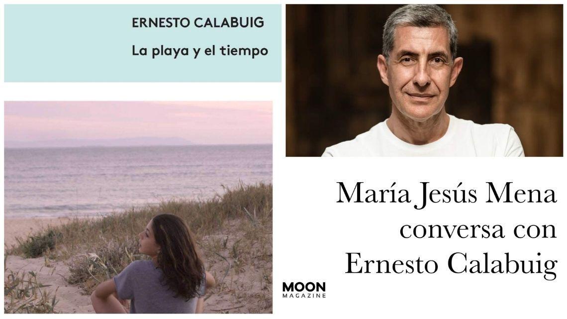 El Retiro y el Tiempo. Encuentro con Ernesto Calabuig