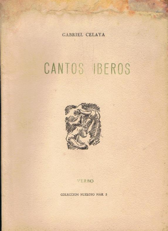 Gabriel Celaya y sus versos de conmovida urgencia 2