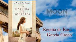 La maestra de Sócrates, de Laura Mas: la inmortalidad a la sombra de los siglos 1