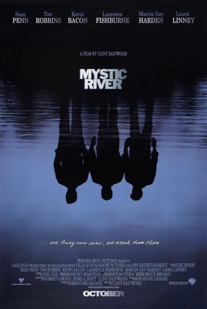 Mystic River: sobre la novela de Dennis Lehane y la película de Clint Eastwood