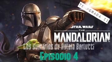 The Mandalorian: 2x04. Capítulo doce. Un secreto peligroso en medio de la nostalgia 1