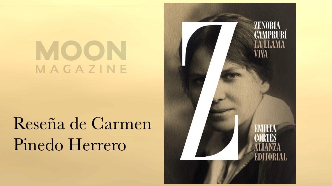 Zenobia Camprubí. La llama viva. Emilia Cortés. Alianza Editorial, 2020 5