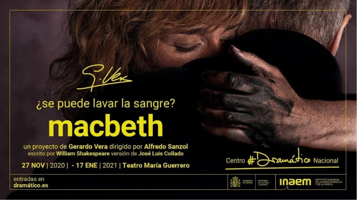 Macbeth de William Shakespeare. In memoriam de Gerardo Vera portada