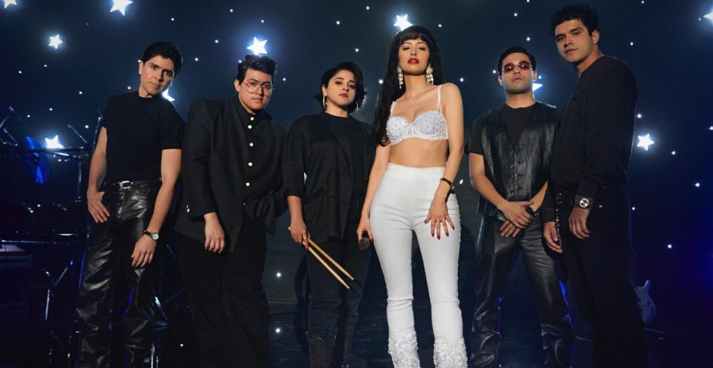 Selena: La Serie. Fragmentos de ídolos muertos 1