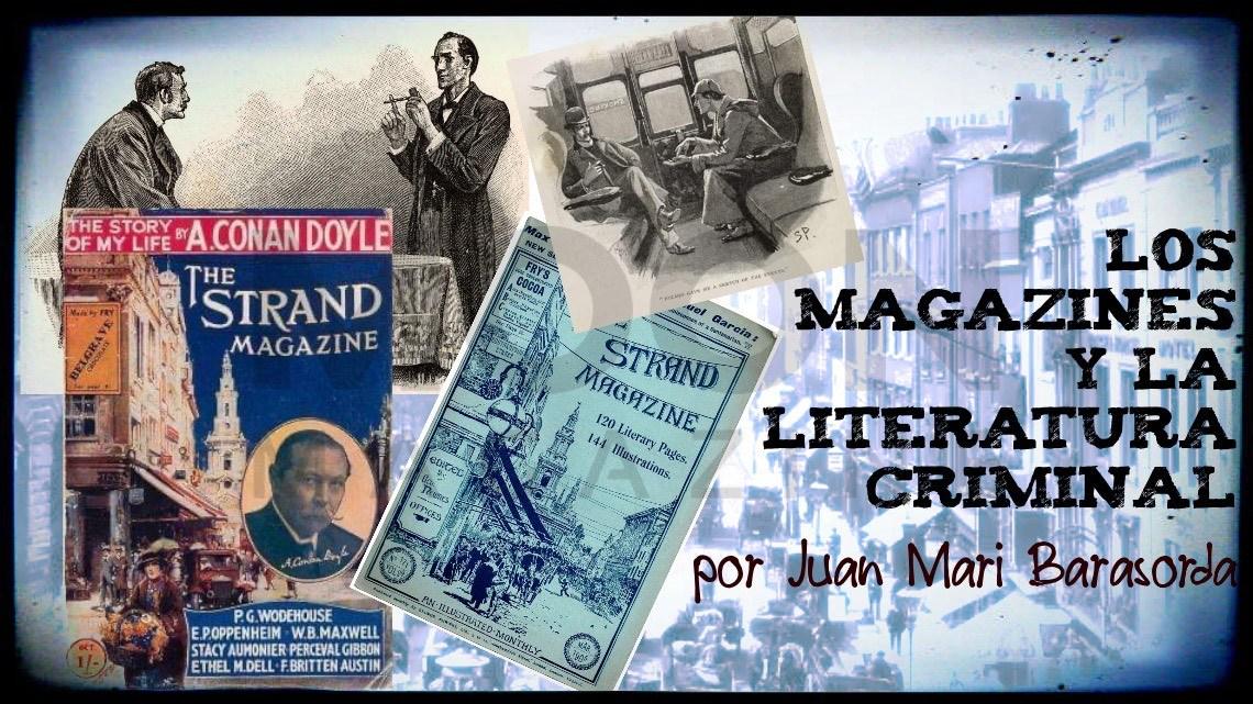 The Strand Magazine. Los magazines y la literatura criminal. Un siglo de detectives 9