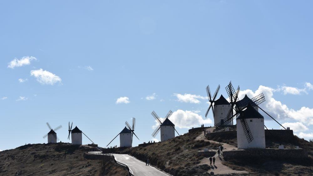De viaje con El Ingenioso Hidalgo Don Quijote de la Mancha: I parte 9