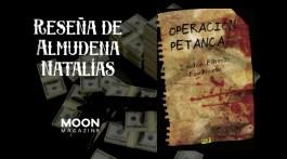 Operación petanca, de Ignacio Barroso Benavente. Novela al estilo clásico