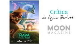 Raya y el último dragón: una nueva princesa llegó a Disney y con ella, una nueva percepción sobre el poder 3