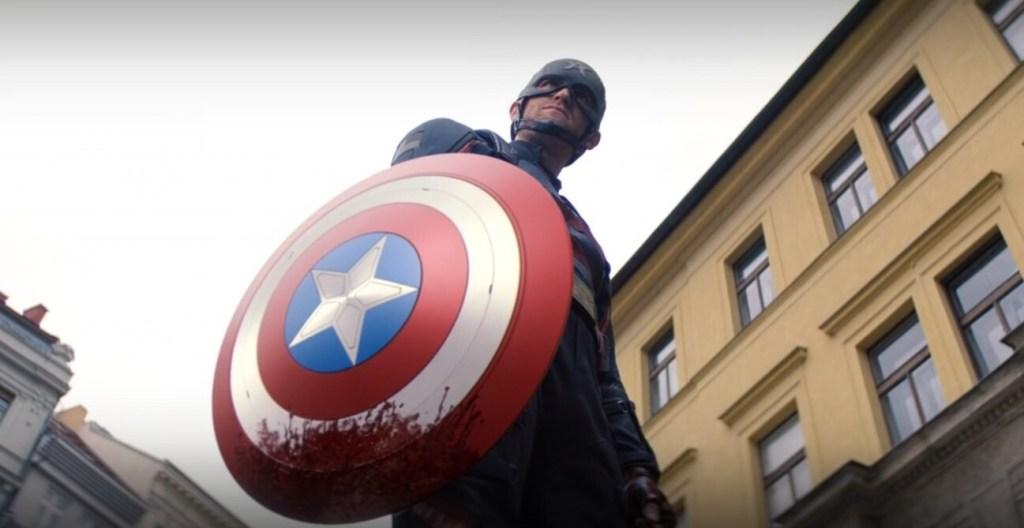 escudo, Capitán América