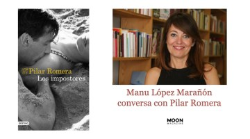 Los impostores. Pilar Romera. Destino (2020) 7
