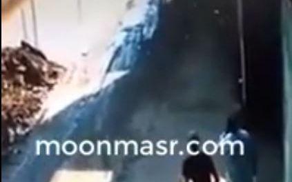 شاهد بدون حذف الفيديو الاصلى لمقتل الاب سمعان يوم  بدون اى اضافات 12/10