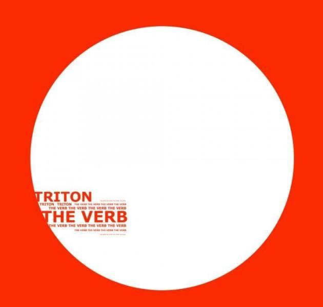 the verb triton