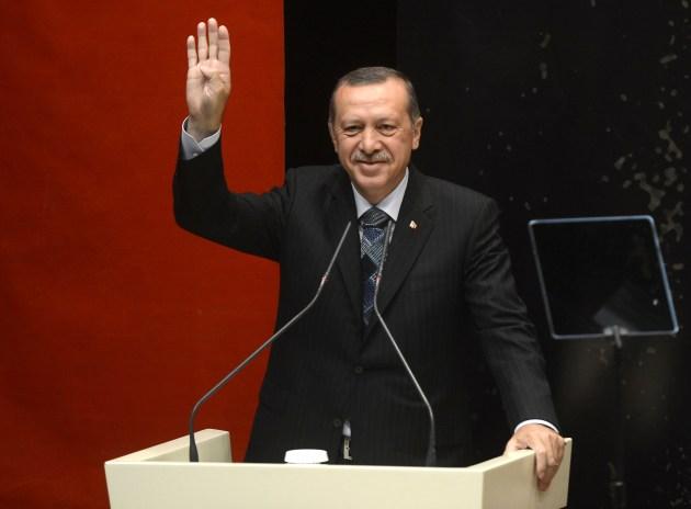 AK Parti Genişletilmiş İl Başkanları Toplantısı