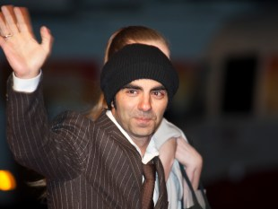 Fatih Akin at Berlin Film Festival