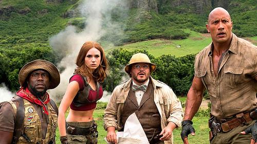 New Jumanji Film Confirmed Shooting