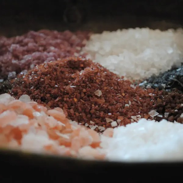 Building Flavour – Understanding and Using Salt