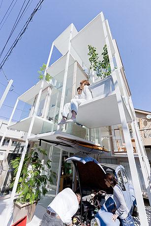House Na Sou Fujimoto Architects Mooponto