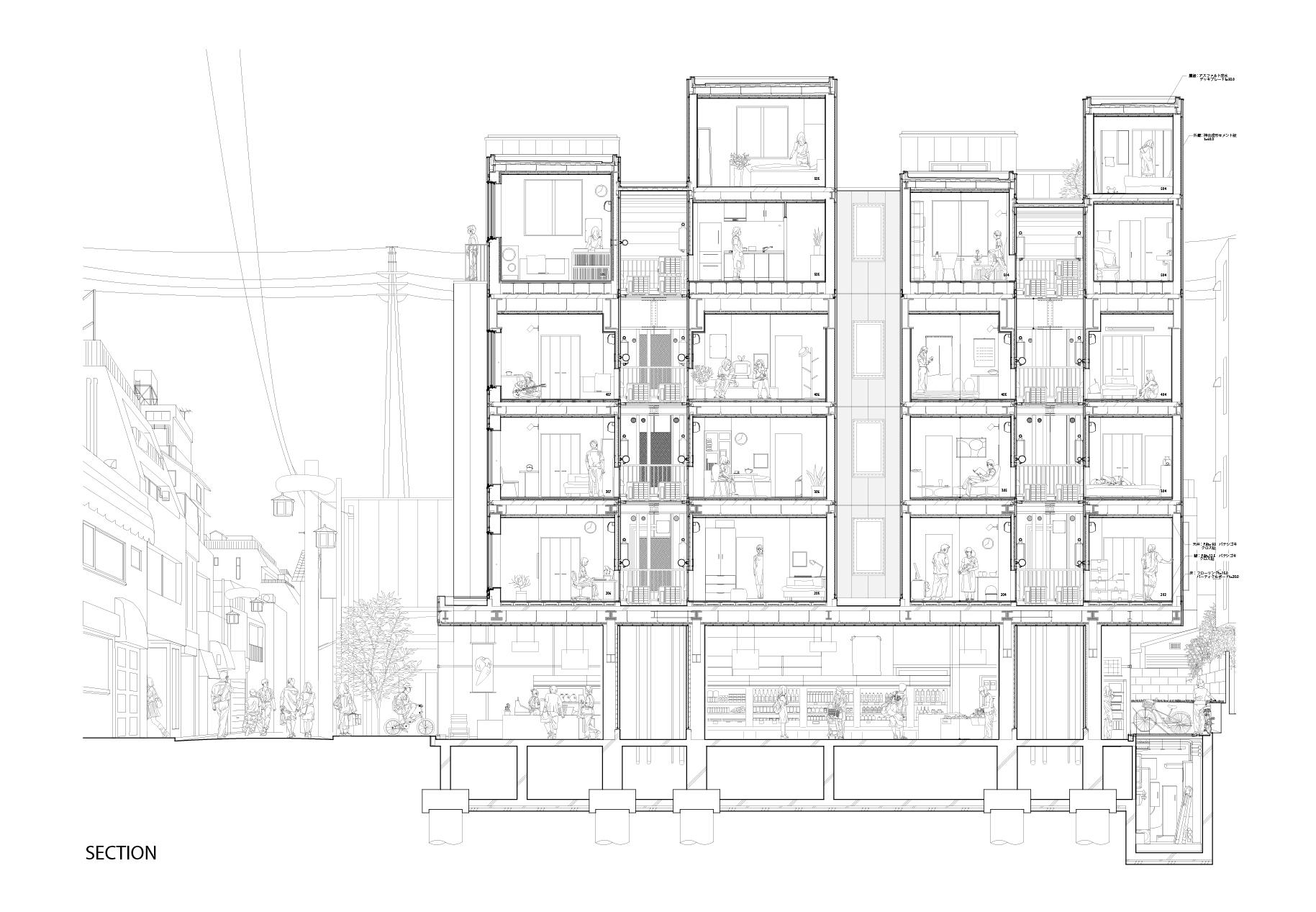 Building K Ryuji Fujimura Architects