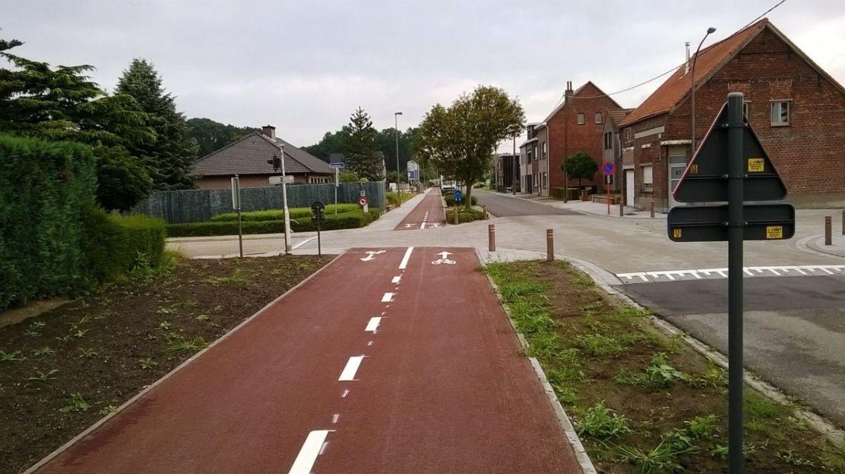 Provincie Antwerpen subsidieerde in 2018 voor ruim 2 miljoen euro fietspaden