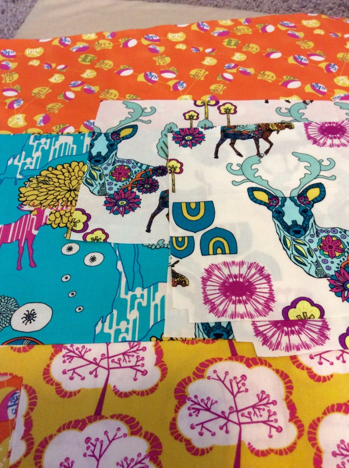 Art Gallery Fabrics Utopia Frances Newcombe