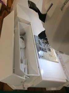 Janome 7700 qcp sewing machine storage 2