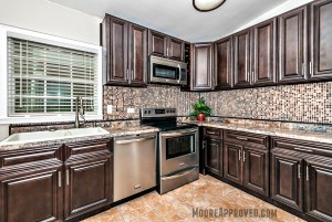 Moore Approved St Petersburg House Kitchen 1 After