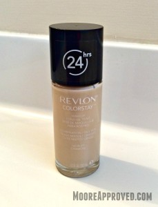 Revlon Colorstay Foundation Makeup for Oily Skin 150 Buff Chamois