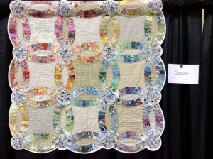 Original Sewing and Quilting Expo Atlanta Gwinnett Center quilt walk Liberty of London
