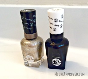 Sally Hansen Miracle Gel Nail Polish Top Coat Game of Chromes