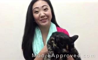 Moore Approved Meet Jennifer Video Gato Cat